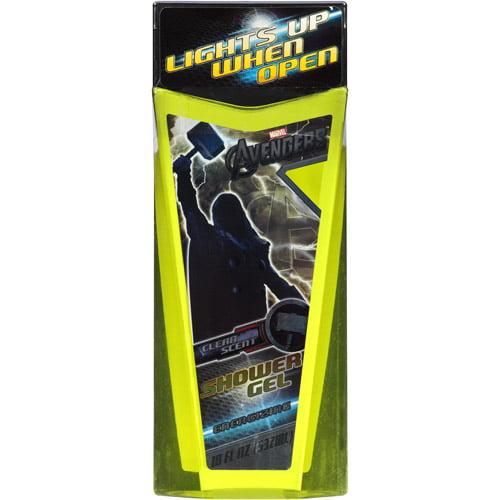 Marvel Avengers Clean Scent Shower Gel, 18 fl oz