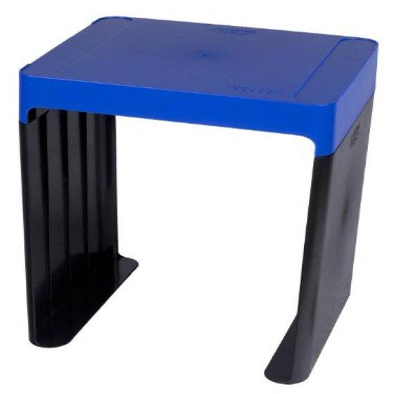 Five Star Stackable Locker Shelf Blue 72226 Walmart Com