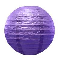 LumaBase Paper Lanterns - Set of 5
