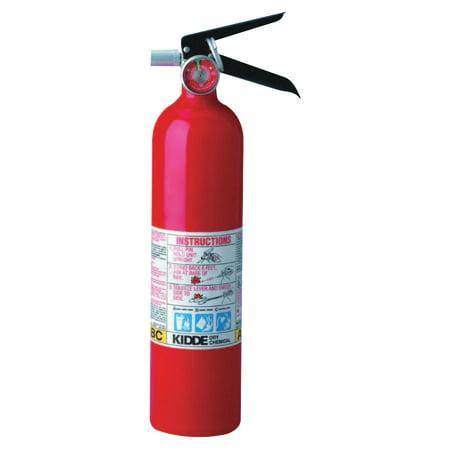 Kidde ProLine Multi-Purpose Dry Chemical Fire Extinguishers-ABC Type, Vehicle