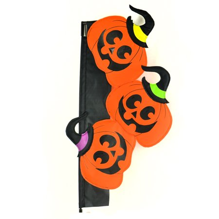Midwest Design Imports 55942 Stacked Halloween Jack O Lantern Garden (Halloween Jack O'lantern Pics)