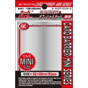 Mini Super Silver Card Sleeves 50ct.