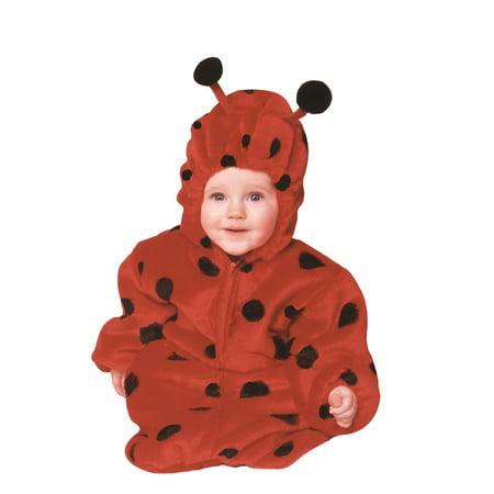 Lil Ladybug- Bunting Newborn Costume](Lady Bug Costume Ideas)