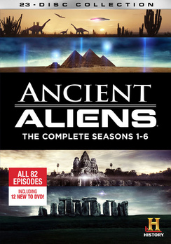 Ancient Aliens: The Complete Seasons 1-6 (DVD) by