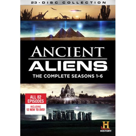 Ancient Aliens: The Complete Seasons 1-6 (DVD)