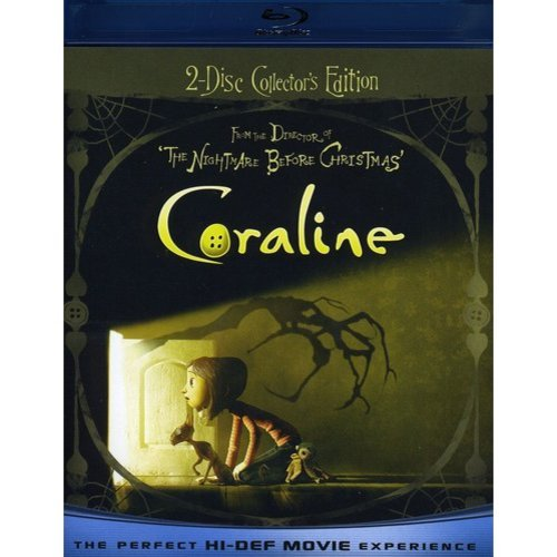 Coraline (Blu-ray + Standard DVD) (With INSTAWATCH) (Widescreen)