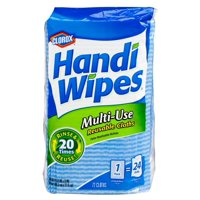 Product of Clorox Handi Wipes Multi-use Reusable Cloths, 72 ct.