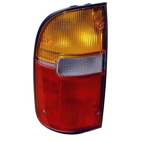 1995-2000 Toyota Tacoma  Aftermarket Driver Side Rear Tail Lamp Assembly 8156004030 - Toyota Tacoma 2wd Pickup