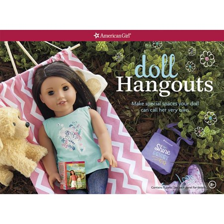Her Special Place - Doll Hangouts : Make Special Spaces Your Doll Can Call Her Very Own