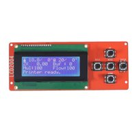 2004 LCD Smart Display Screen Controller Module with Cable for RAMPS 1.4 Arduino Mega Pololu Shield Arduino Reprap 3D Printer Kit Accessory