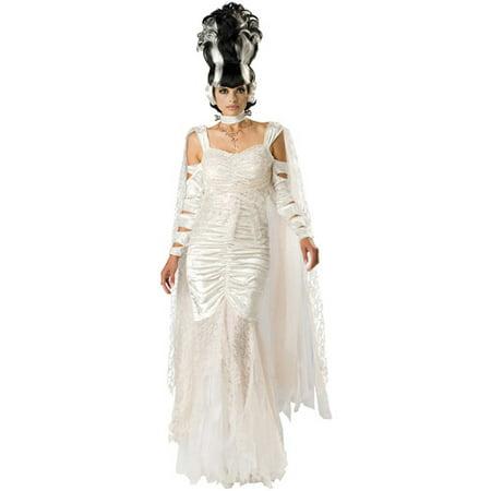 Monster Bride Elite Adult Halloween Costume (Corpse Bride Costume Adult)