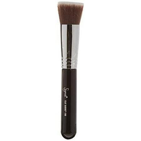 Sigma Beauty Flat Kabuki Makeup Brush F80 Flat Top Head Soft - Kabuki-makeup