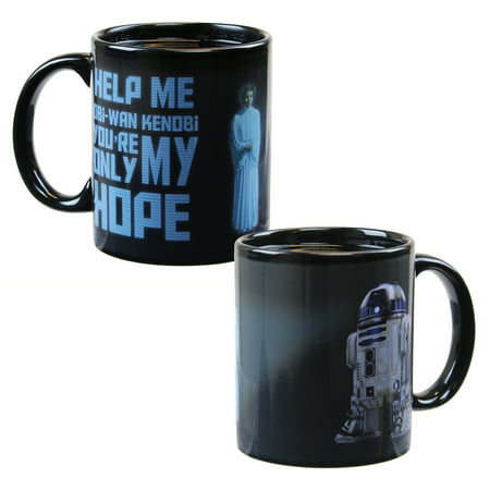 Star Wars R2D2 Color Change Mug - How Tall Is R2d2