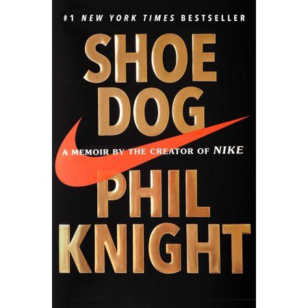 Shoe Dog : A Memoir by the Creator of - Back To The Future Nike Shoes