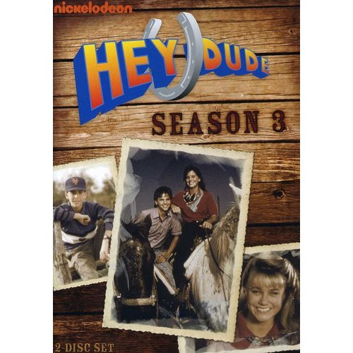 Hey Dude: Season 3 (Full Frame)