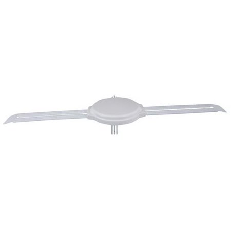 Digiwave ANT5007 Digital VHF-UHF Outdoor Amplified HDTV Antenna with High Gain Amplifier