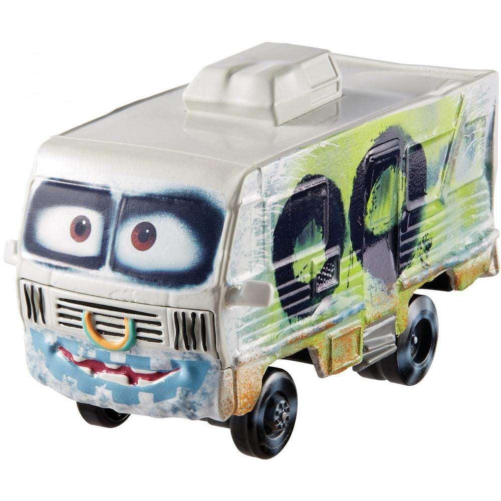 Disney Pixar Cars 3 Deluxe Arvy Die Cast Character Vehicle Walmart Com