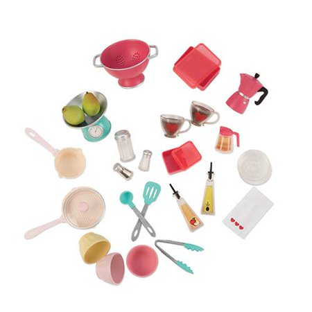 Our Generation Pegged Accessory - Cute as Pie Kitchen Playset - image 2 of 2