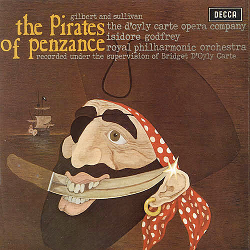 Sullivan: Pirates Of Penzance (2CD)