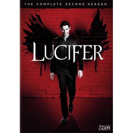 Lucifer: The Complete Second Season (DVD) - Halloween Film Complet 2