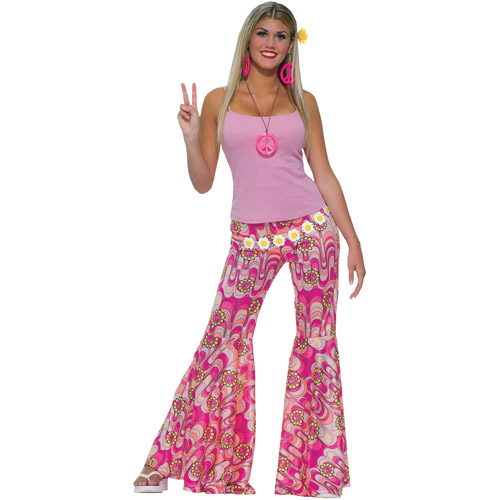 Bell Bottom Pants Adult Halloween Accessory