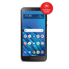 Tracfone Motorola e6, 16GB, Black – Prepaid Smartphone Get the new Motorola Moto e6 on Tracfone! no contract . With the new Motorola Moto e6, you get 5.5  Max Vision HD+ display and can go all day on a single power! Meet Moto E6 See more and scroll less on a 5 5  Max Vision HD+ display Go all day on a single charge Enjoy lag-free performance while playing games and watching videos Capture crystal clear photos and boost the quality of your selfies Plus get more from your phone With the new Android pie OS and simply do more with Moto Experiences that make it easier to use Moto E6 For big fun it's a small price to pay