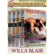 His Highland Heart Series - eBook