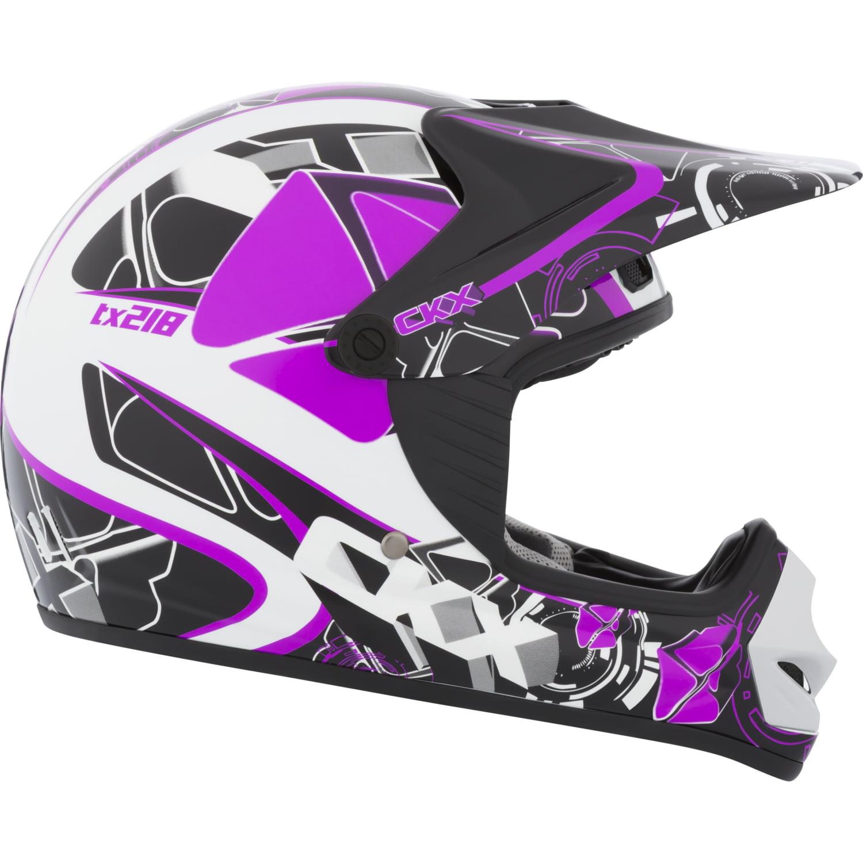 CKX Dimension TX218Y Off-Road Helmet - Youth