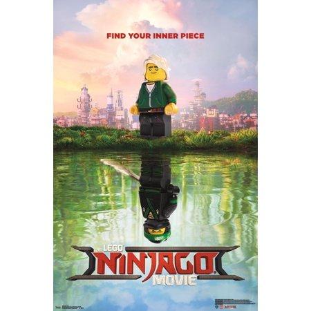 Lego Ninjago - Lloyd Poster (Lloyd Portland)