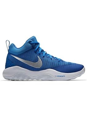 89344b372a3 Product Image New Nike Zoom Rev TB Basketball Shoes Men 5.5 Wmn 7 Royal  White