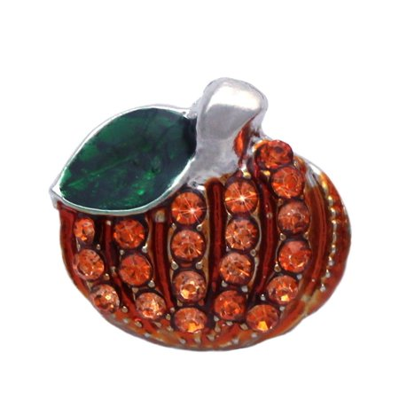 cocojewelry Small Pumpkin Stud Post Earrings Thanksgiving Halloween Jewelry (Brand Halloween Posts)