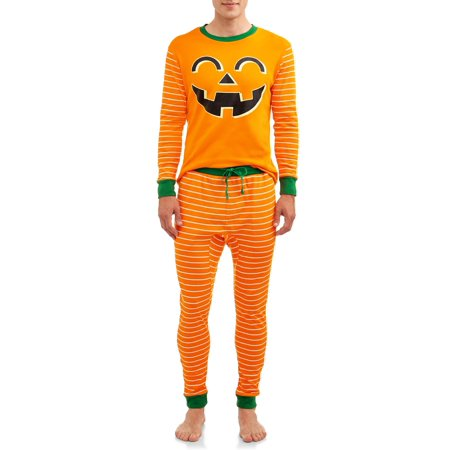 Carters Halloween Pajamas Skeleton (Men's Glow in the Dark Halloween Pajama)