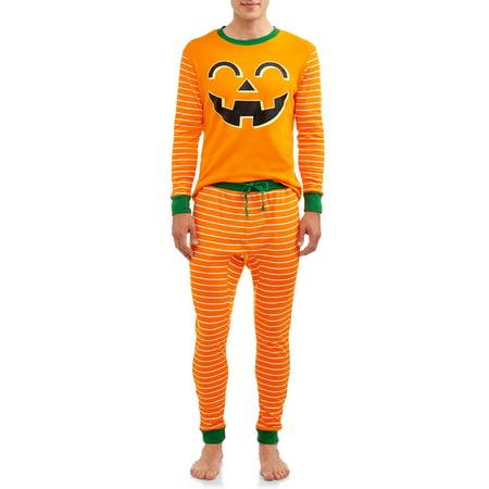 Glow In The Dark Pyjamas (Men's Glow in the Dark Halloween Pajama)