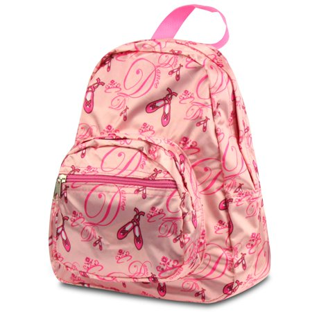 Kids Backpack School Bag by Zodaca Fashion Small Bookbag Shoulder Children - Pink - Kids Firefighter Backpack
