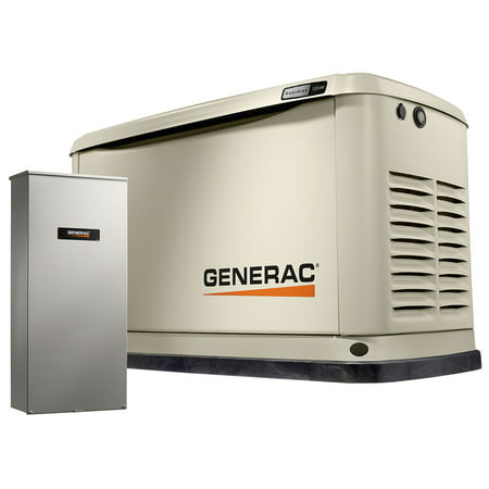 Generac 7175 - Guardian 13kW Home Backup Generator with Whole House Switch, WiFi-Enabled ()