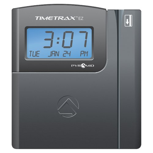 Pyramid TimeTrax EZ Automated Swipe Card Time Clock System
