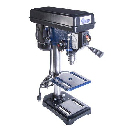 Ainfox 120V 350W 8-Inch 5 Speed Benchtop Drill Press with Laser