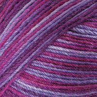 Mary Maxim Bamboo Prints Yarn - Tropical Sunset