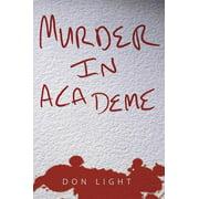 Murder in Academe - eBook