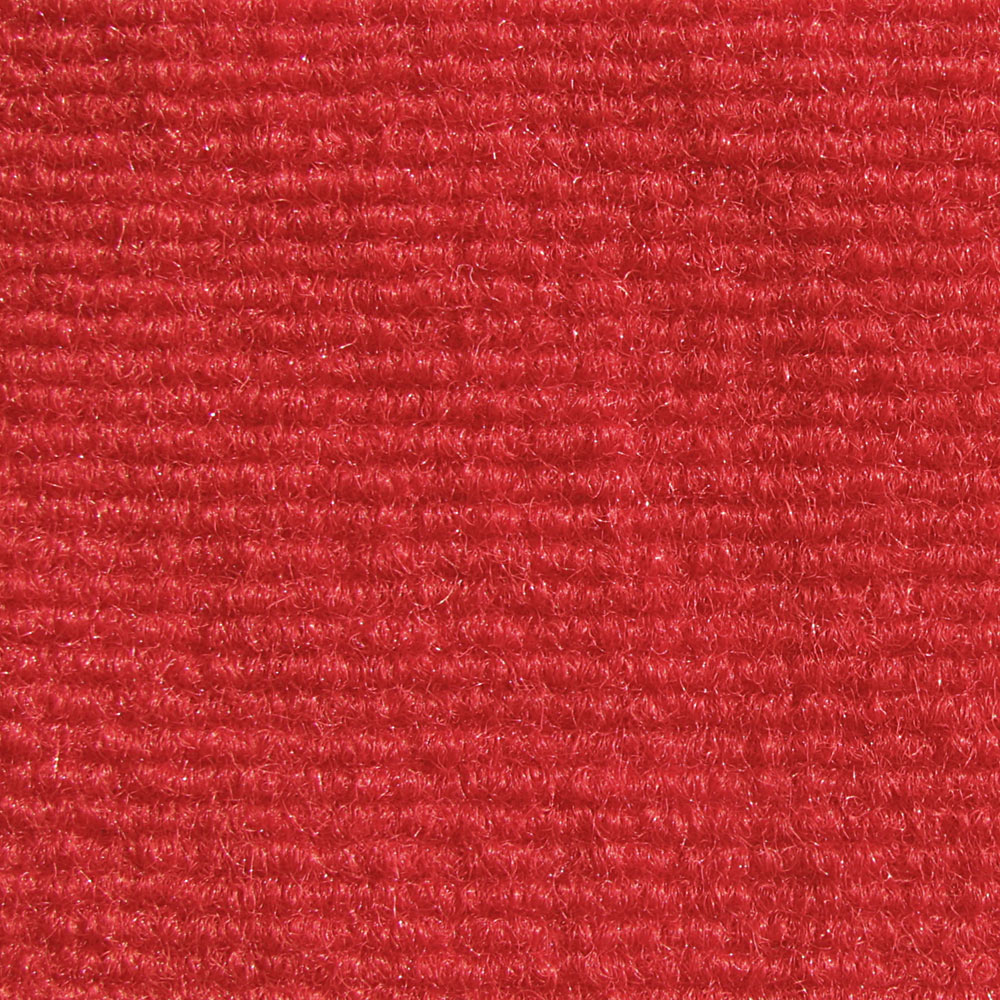 Indoor Outdoor Carpet With Rubber Marine Backing Red 6