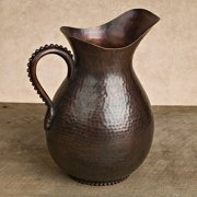 GG Collection Pitcher - Antique Copper