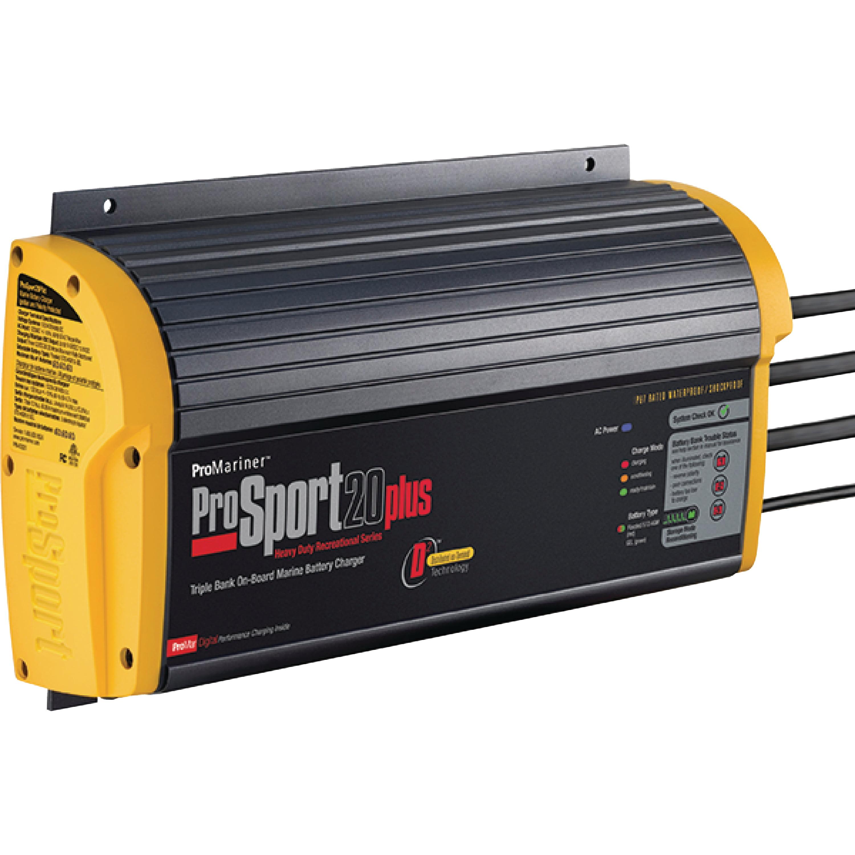 ProMariner 43021 ProSport 2.0 Amp 12/24/36V Recreational ...