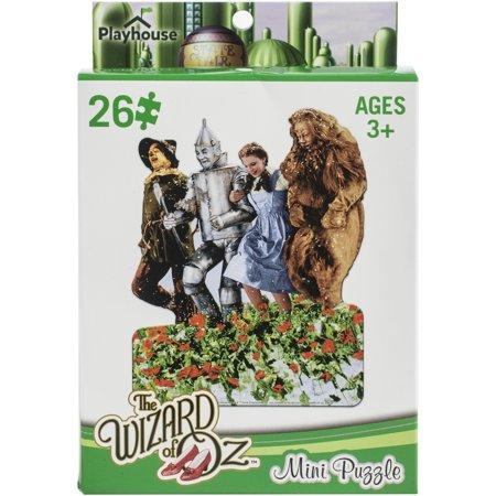 Playhouse Mini Puzzle 26 Pieces 7.25