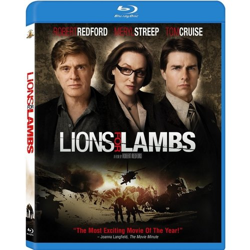 Lions For Lambs (Blu-ray) (Widescreen)