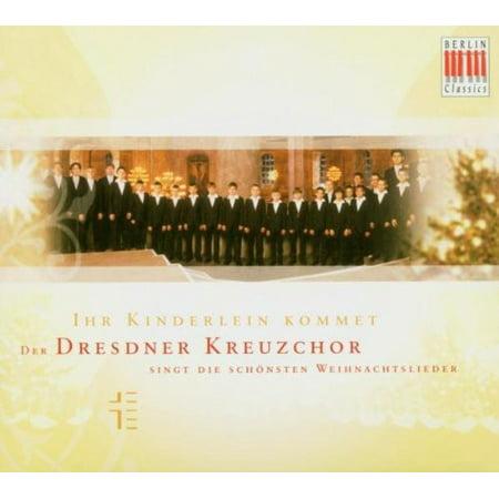 Dresden Choir Sings Christmas Songs ()