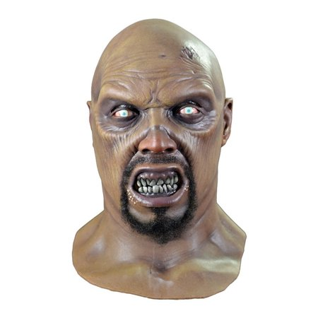 Land of the Dead Big Daddy Zombie Mask - Big Daddy Zombie