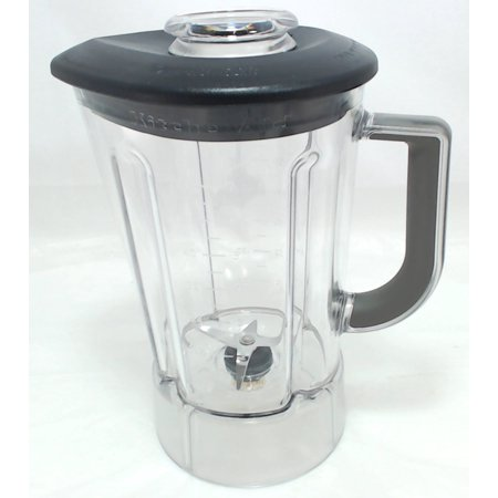 kitchenaid 56 ounce blender pitcher with black lid