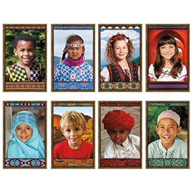 North Star Teacher Resource NST3031 All Kinds Of Kids International Bb Set