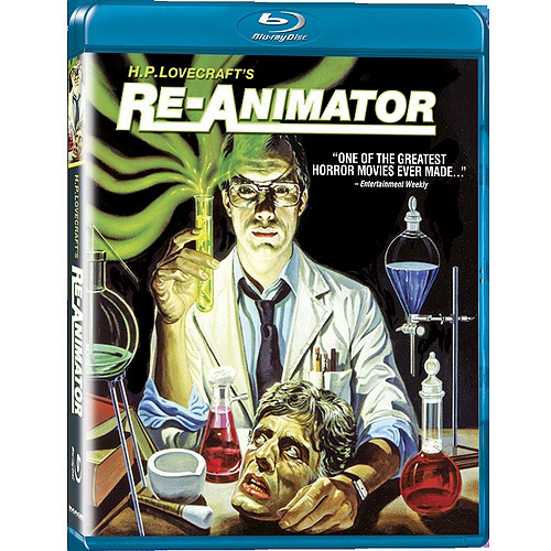 Re-Animator (Blu-ray) (Widescreen)