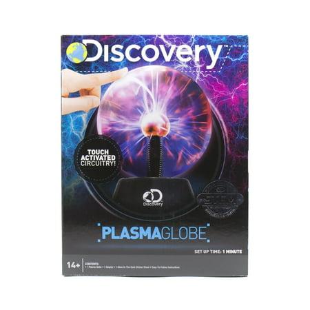 Discovery Plasma Globe, 1 Each